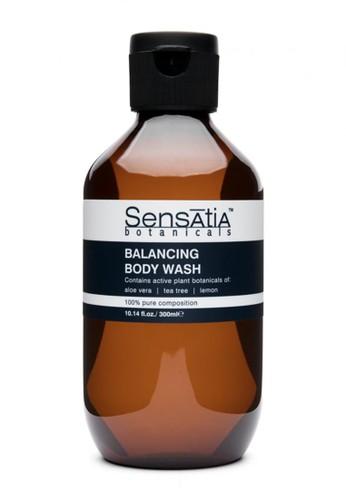 Sensatia Botanicals n/a Sensatia Botanicals Balancing Body Wash - 300 ml 5FD40BEA4E3ACAGS_1