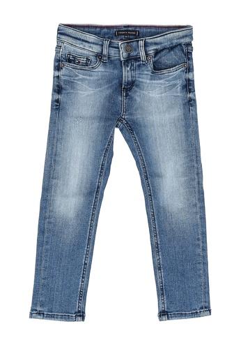 Tommy Hilfiger blue Scanton Slim Rabdst Rapt Jeans CCA85KAD5884EFGS_1