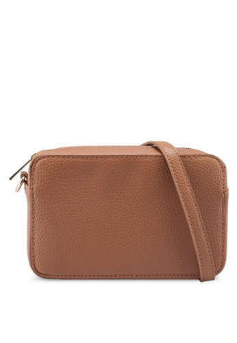 Rubi brown Stevie Boxy Crossbody Bag E13FBACBA32D13GS_1