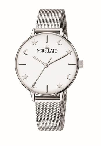 Morellato silver Ninfa Quartz Watch Silver Steel R0153141533 F3F19AC29B4BDBGS_1