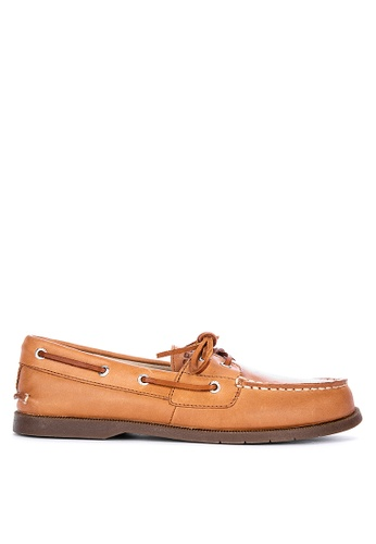 6528a5a1f9e72 Shop Sperry Conway Boat Boat Shoes Online on ZALORA Philippines
