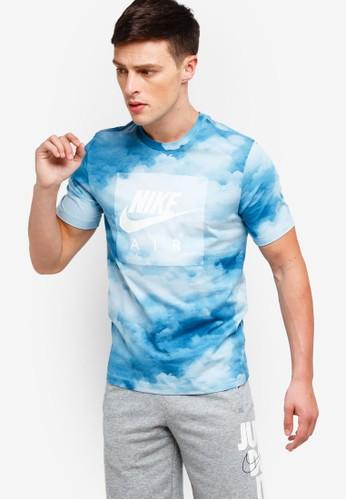 Nike blue Nike Sportswear T-Shirt 75DA2AAF394536GS_1