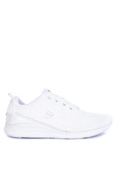 pretty nice 3b38a f5cc2 Fila white Tracker Running Shoes 9186ASH6A44CA5GS 1
