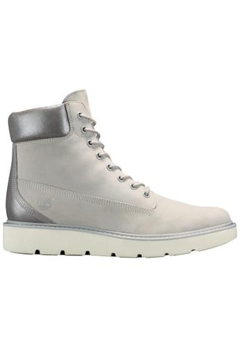 "Timberland grey Kenniston 6"" Lace-Up Boot TI324SH2UYPGHK_1"