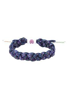 Star Night Shoelace Bracelet