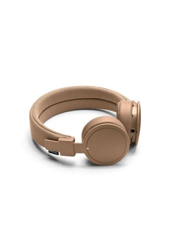 UrbanEars beige and brown Urbanears - Plattan ADV Wireless Headphone - Beige UR131AC2V30UHK_1