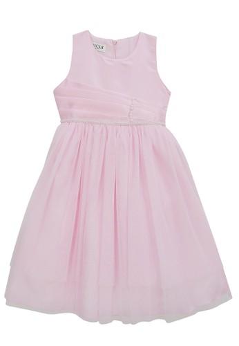 FIYORA pink Johanna Party Girl Dress 9F7BEKAECA9CB9GS_1
