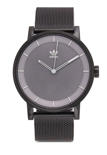 adidas grey adidas originals District M1 Watch BD63EAC64CD59FGS_1