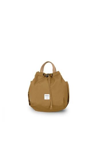 Hellolulu brown Hellolulu Emma Mini Everyday Totepack (Toffee) 25D8FAC304217FGS_1