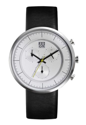 Zoom black Casual Men's Watches ZM 6066M.2501 9BDE6ACA285BA8GS_1