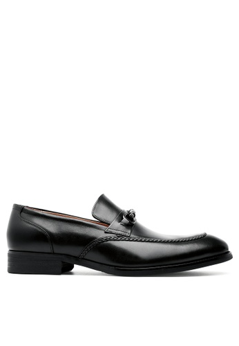Twenty Eight Shoes Leather Horsebit Loafers DS891705. 389CDSH0C70AAEGS_1