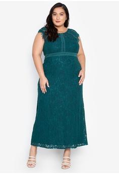 2f0eec41751 Shop Get Laud Plus Maxi Dresses for Women Online on ZALORA ...