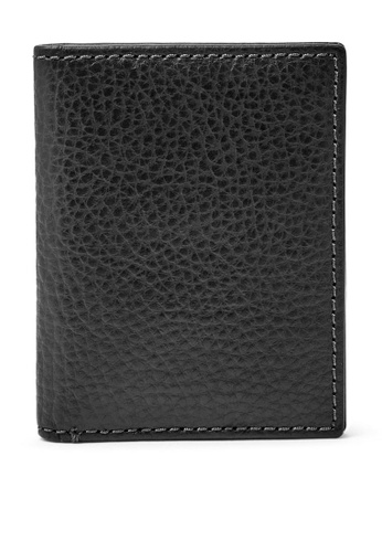 Fossil black Fossil Richard RFID Black Wallet ML3992001 7507BACFD3AA01GS_1