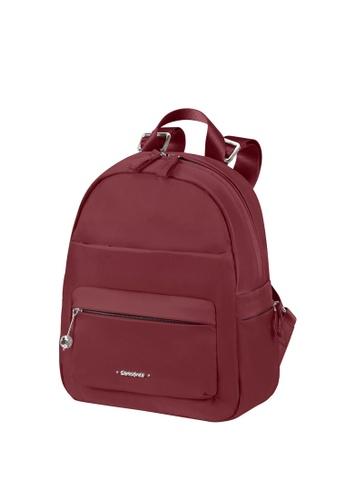 Samsonite red Samsonite Move 3.0 Backpack S C90C1ACA27C8B6GS_1
