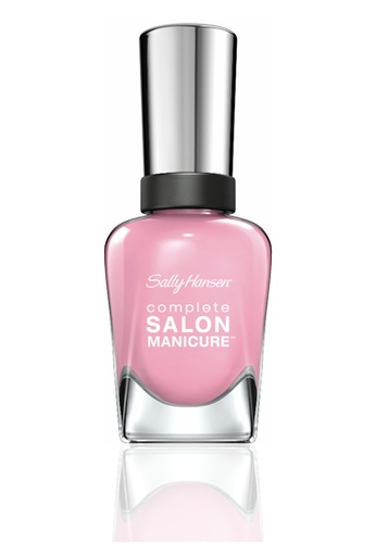 Sally Hansen n/a New Complete Salon Manicure with Keratin P&P in Aflorable SA454BE15HWAPH_1
