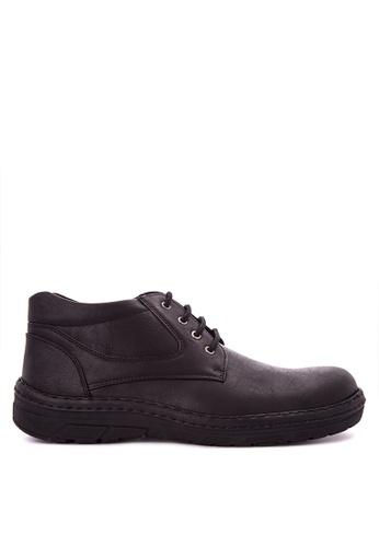 Italianos black Graham Boots IT153SH0K85BPH_1