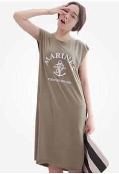 Marines Stanford Vintage Dress