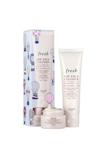 Fresh Fresh Cleanse & Moisturize Skincare Set 426A0BE8B6E162GS_1
