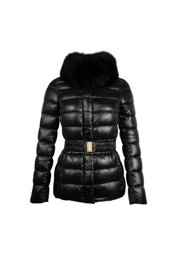 Herno blue Herno Padded Down Jacket in Dark Blue 62E71AAC72D0CDGS_1