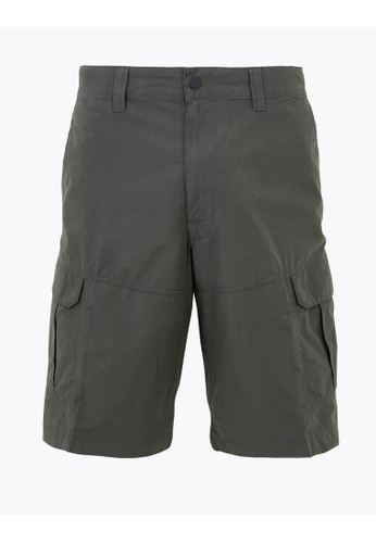 MARKS & SPENCER M&S Trekking Shorts with Stormwear™ A2A96AA83C3217GS_1