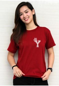 Queen's Initial Y T-shirt