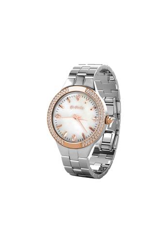 Her Jewellery 白色 Her Jewellery Jovena Crystal Watch with Premium Grade Crystals from Austria镶嵌施华洛世奇水晶 01AB9AC34BD5FDGS_1
