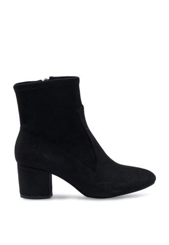 ALDO black Eowaodia Chelsea Boot Heels E0C6CSHF872208GS_1