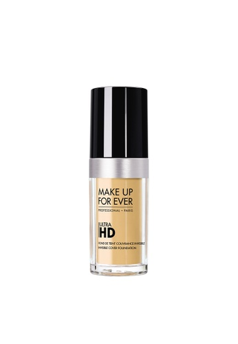 MAKE UP FOR EVER beige ULTRA HD FOUNDATION - Fluid Foundation 30ML Y245 94FADBE0322553GS_1