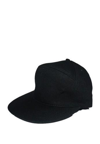 Rumah Topi black SNAPBACK 5 PANEL BLACK 93FBEACF8645DCGS 1 bba5798ec8