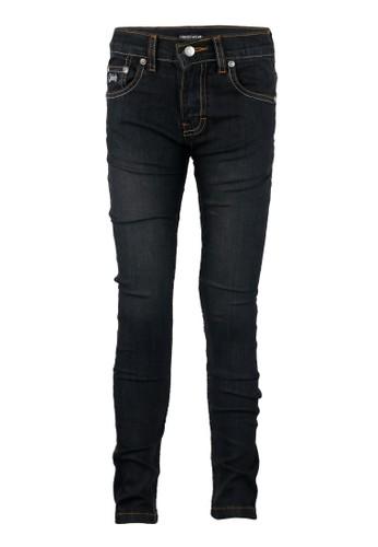 ORKIDS WEAR black ORKIDS Celana Panjang Jeans Anak Dabo Black 15758KAABA7185GS_1