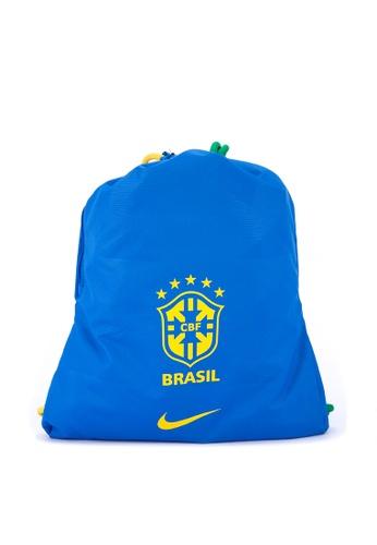 Nike blue Nike Stadium CBF Gym Sack 5DD4DACDB52328GS_1
