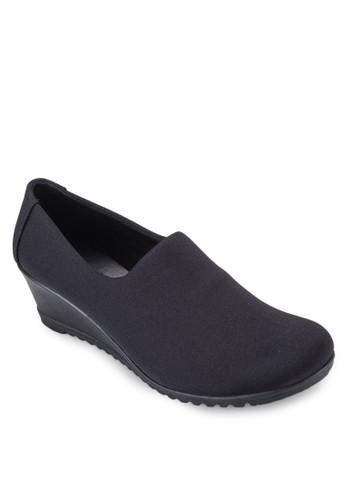 萊卡圓頭楔形鞋, 女鞋, esprit outlet 台中鞋