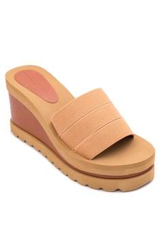 Elnora Wedge Slides