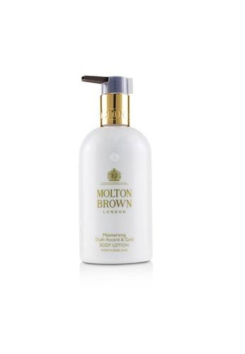 MOLTON BROWN MOLTON BROWN - 身體乳液Mesmerising Oudh Accord & Gold Body Lotion 300ml/10oz AEE2EBE670CD75GS_1