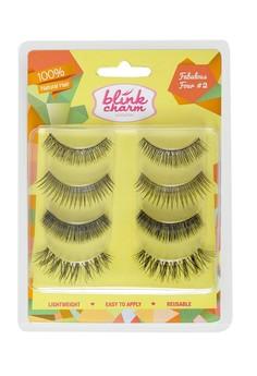 Eyelashes Fabulous Four #2 - 4 Pair