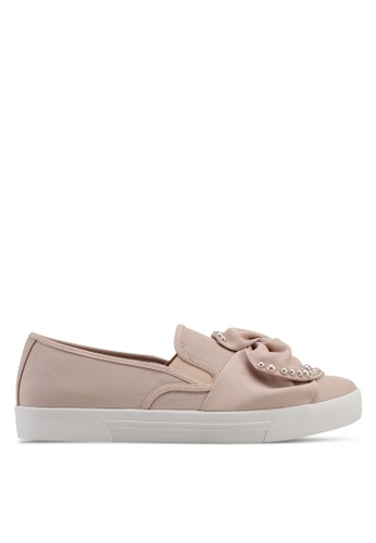 Call It Spring beige Camber Shoes 422ADSHFD54DC2GS_1