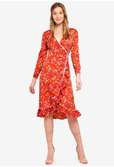 32e320f36063 ... NOW RM 48.90 Sizes XS S L. Free People red Covent Garden Mini Dress  4671CAADAFCC12GS 1
