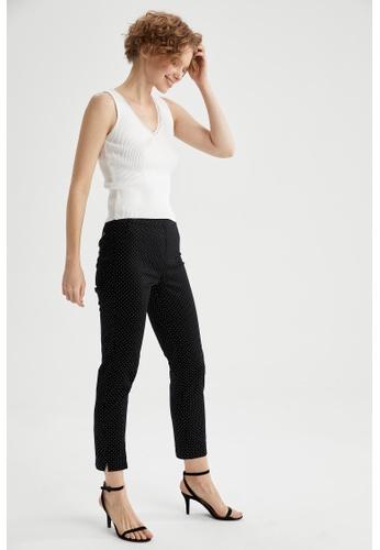 DeFacto black Woman Woven Trouser A0697AA4876326GS_1