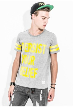 Persist Your Belief Cotton Tee