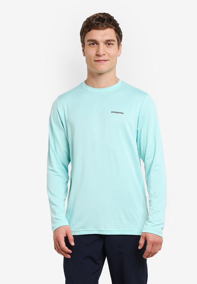 Painted Patagonia Bonefish Graphic Tee Fish Tech Blue Roy Fitz Bend OBPIqFPx