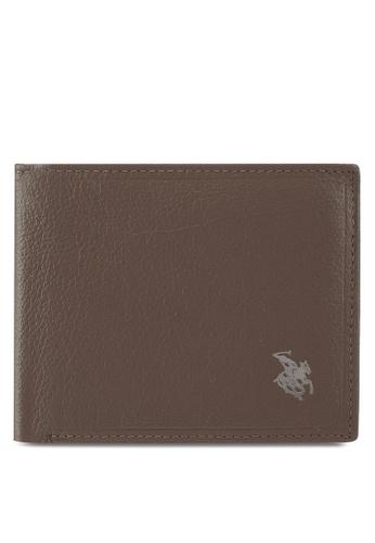 Swiss Polo brown Wallet 96689ACF8DE426GS_1
