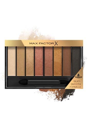 Max Factor gold Max Factor Masterpiece Nude Palette Contouring Eyeshadow, 6.5 g, 02 Golden Nudes 2056BBEFA99758GS_1