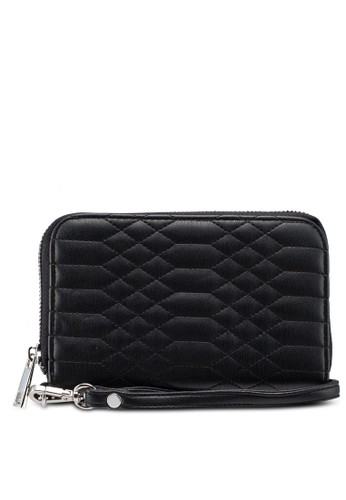 Pieces black Kinnia Wallet 846BEAC72CA456GS_1