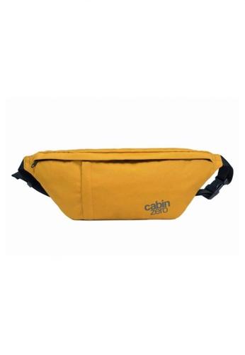 CabinZero orange Cabin Zero Classic Hip Pack 2L (Orange Chill) 6AFB4ACE24547FGS_1