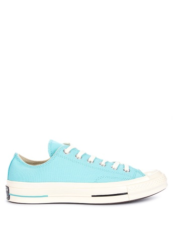 Converse blue Chuck Taylor All Star 70s Brights Sneakers CE0B2SH93D9360GS 1 6a0ee7f543a4
