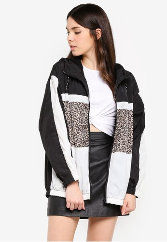 Supre multi Oversized Sport Jacket 70A40AA9C3A6D7GS_1