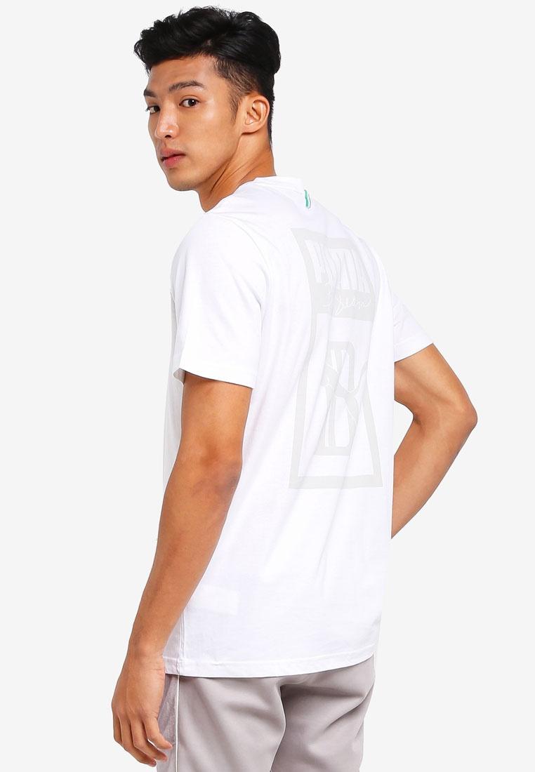 White Logo X Big Tee Puma Puma Select Sean tw0O8qz8