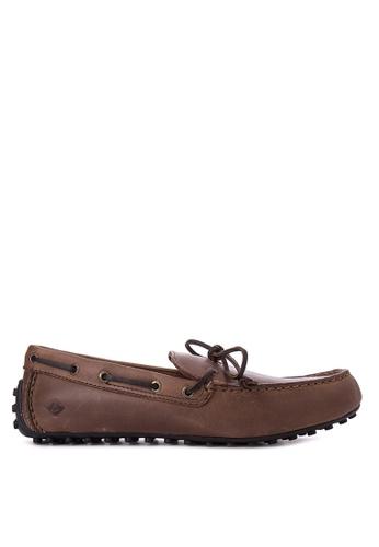 Sperry brown Hamilton II 1 Eye Smart Casual Shoes SP132SH0IJX5PH_1