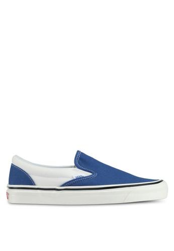 VANS blue Slip-On 98 DX Anaheim Factory VA142SH0SWT9MY_1
