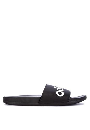 95c78ee48 adidas black adidas adilette comfort slides 93F76SH8AB2928GS 1
